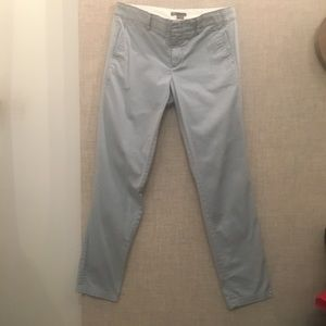 Vince Sky Blue Chino Size 6. Excellent Condition.